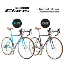 NEW SOLE CRMO Vintage Retro Road Bike Bicycle Drop Bar Shimano STI 16-Speed