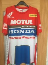 Honda Team Shirt, British Superbikes,CBR 1000, Size XL, McGuinness, Isle Of Man,