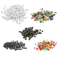 Lot 50g Letter Beads Alphabet Beads for Jewelry Making Kids Educational Toys