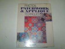Practical Patchwork and Applique Techniques (A Quintet book), , Used; Good Book