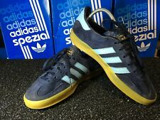 Adidas Gazelle Indoor OG Size 6 In Good Used Condition, Argie Blue Colourway.