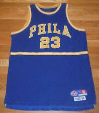 JASON RICHARDSON WARRIORS BASKETBALL JERSEY PHILA DFUNKD HARDWOOD CLASSIC RETRO