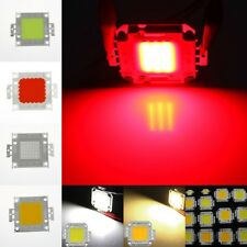 1 pcs Colourful Super Bright High Power LED Chips Bead SMD FloodLight Bulb New