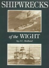 Shipwrecks of the Wight by Medland, J.C. Paperback Book The Cheap Fast Free Post