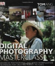 Digital Photography Masterclass by Ang, Tom Book The Cheap Fast Free Post