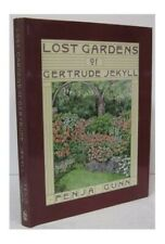 The Lost Gardens of Gertrude Jekyll by Gunn, Fenja Hardback Book The Cheap Fast