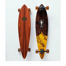 Arbor Longboard Complete Fish 37 Groundswell 8.375