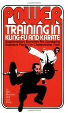 Power Training in Kung-fu and Karate by Fong, Leo Paperback Book The Cheap Fast