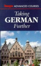 Taking German Further (Hugo 's Advanced Courses) by Martin, John Paperback Book