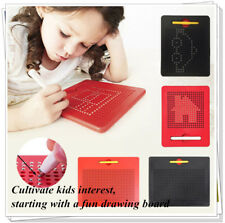 Magnetic Drawing Board Sketch Pad Doodle Writing Craft Art For Kids Children Hot