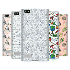 OFFICIAL JULIA BADEEVA ASSORTED PATTERNS 3 SOFT GEL CASE FOR BLACKBERRY PHONES