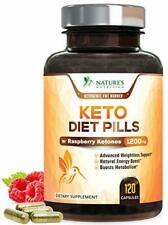 Keto Diet Pills-Keto Advanced Weight Loss 1200mg - Burn Fat Instead-120 Capsules