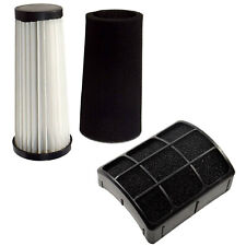 HQRP Kit Pre-Motor & Exhaust Filter for Dirt Devil F112 AD47936 & F111 440010557