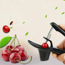 Cherry Stone Remover Olive Seed Corer Pitter Easy Squeeze Grip Kitchen Gadgets