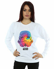 Star Wars Damen Stormtrooper Saturn Helmet Sweatshirt