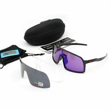 2019 Polarized Road Bike Goggles Glasses UV400 Outdoor Cycling Sunglasses Men