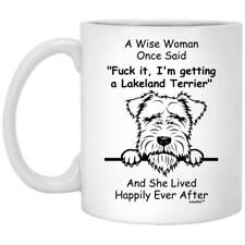 Lakeland Terrier Gift For Dog Mom Coffee Mug 11oz 15oz Mothers Day Gift
