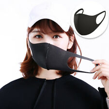 Men Women Kid Normal Anti Dust Face Cover Soft Anti Air Dust Mouth Breathable