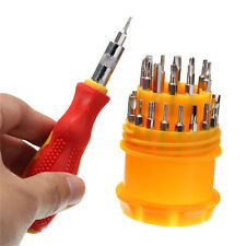 31 In 1 Screwdriver Set PDA Phone Repair Kit Tools for Hard Drive Watch PSP_US