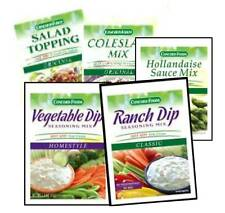 5 Concord Coleslaw,Ranch Dip,Salad Toppings,Hollandaise