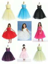 NEW CC548 Flower Girl Dress, Local Pageant, Party Dress