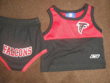 NWT ATLANTA FALCONS BOYS TODDLER OUTFIT 2 PIECE REEBOK