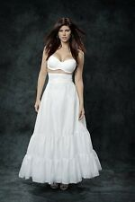 Merry modes bridal accessories ebay for Cinched waist wedding dress
