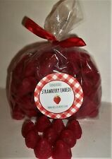 NELLIES ACRES SMALL STRAWBERRY WAX  EMBEDS..