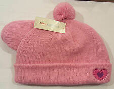 Girls Toddler Hat & Mitten Set-NWT