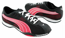 PUMA LILLEA 2 (351346 03)  LADIES SHOES / SNEAKERS BLACK/BARBERRY US SIZES