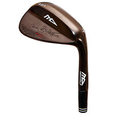 NEW MD GOLF WEDGE SEVE ICON GUNMETAL LOW BOUNCE CHOOSE LOFT & FLEX RRP £69.99