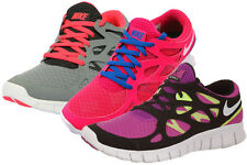 NIKE FREE RUN+ 2 WOMENS/LADIES SHOES/RUNNERS/SNEAKERS ASSORTED COLOURS US SIZES