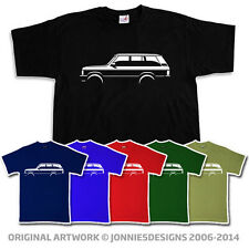 RETRO RANGE ROVER CLASSIC 4X4 INSPIRED T-SHIRT - CHOOSE FROM 6 COLOURS (S-XXXL)