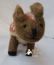 Handmade Felt Woollen  Animals Toy Nepal