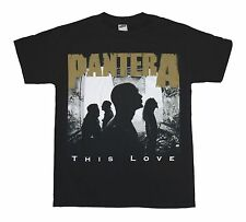 PANTERA - This Love - T SHIRT S-M-L-XL-2XL Brand New - Official T Shirt