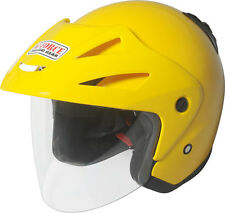 G-FORCE Racing Gear X9 Model Open Face Motorcycle DOT Rated Helmet