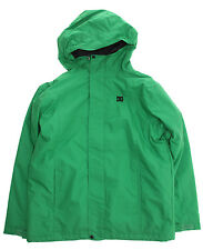 DC Summit K Insulated Ski Snowboard Jacket Emerald Youth