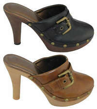 ISABELLA BROWN FASHION/CLOSED TOE SHOES/ PLATFORM/HEELS/ ON EBAY AUS!