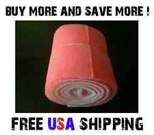 10' ROLL PINKY FILTERS FOR SALT WATER AQUARIUMS BULK MEDIA POND WET DRY PADS