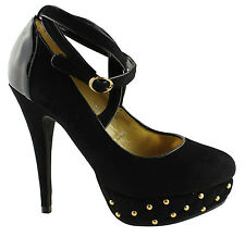 HOLLYWOOD HEELS INTRIGUE LADIES/WOMENS HEELS/PUMPS/PLATFORMS/SHOES EUR SIZES!