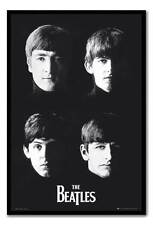 Framed With The Beatles Cover Maxi Poster Ready To Hang Frame