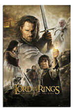 Lord Of The Rings Return Of The King Large Maxi Wall Poster New