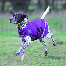 SHIRES WATERPROOF DOG COAT 6992 puppy warm breathable reflective winter jacket