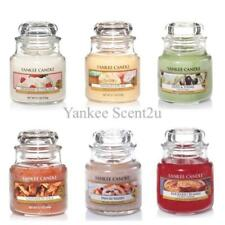 Yankee Candle FOOD & SPICE 3.7oz Small Jar VARIETY