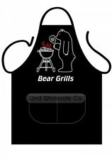 MENS WOMENS BBQ CHEFS COOKS APRONS