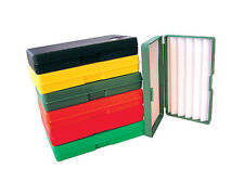 YORKSHIRE RIPPLE FOAM FLY BOX FOR TROUT FLIES : FLY FISHING  (RYFB/colour)