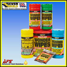 Everbuild WONDER WIPES Multi Purpose Use - Glass - Heavy Duty - Home & Garden UK