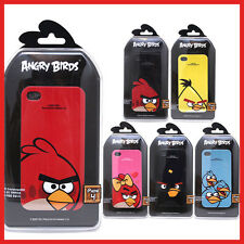 Rovio Angry Birds Apple i Phone 4 4S Case Hard Case: Authentic Licensed