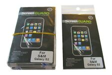 Wholesale Lots Clear Front SCREEN PROTECTOR Samsung Galaxy S2 Sii RETAIL PACKAGE