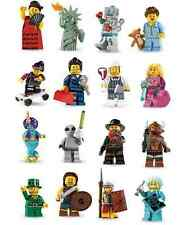 LEGO NEW SERIES 6 8827 MINIFIGURES ALL 16 AVAILABLE YOU PICK ROMAN GENIE MORE